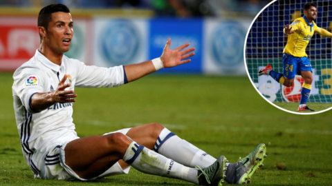 Real tappade seger i slutminuterna - missnöjd Ronaldo utbytt