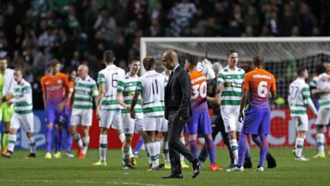 Revanschlystet Celtic skrällde mot Manchester City