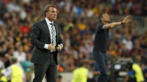 """Rodgers efter krossen: """"Inget att skämmas för"""""""