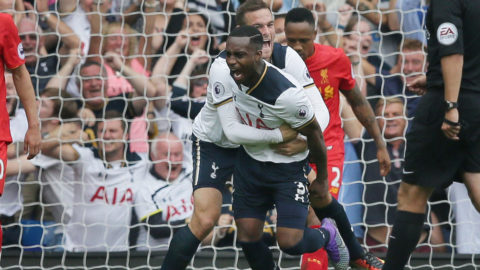 Rose förlänger med Tottenham