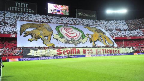 Sevilla vinnare i glödhett derby