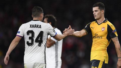 Skönspelande Arsenal tar säker seger mot Basel