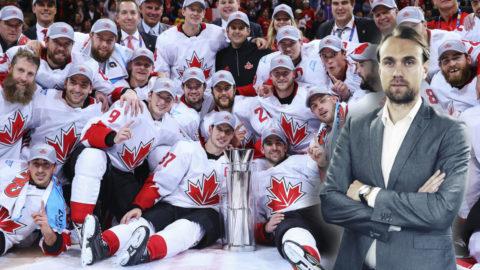 """""""Team Canada får mig att tänka på Devon Larrat"""""""