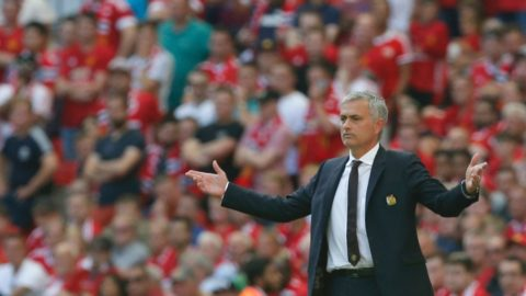 """The Times: Mourinhos utskällning """"chockade"""" United-stjärnorna"""