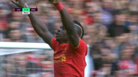 TV: Liverpool dominerar - Mané sätter 3-0