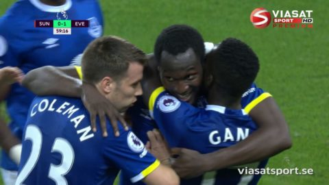 TV: Lukaku bryter måltorkan - efter 1139 minuter