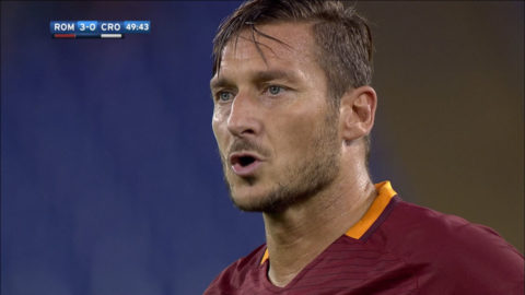 TV: Totti bakom Romas storseger