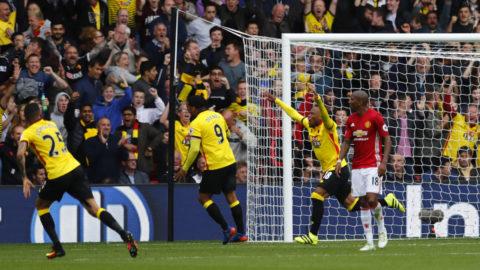United föll blytungt igen - tredje förlusten på åtta dagar