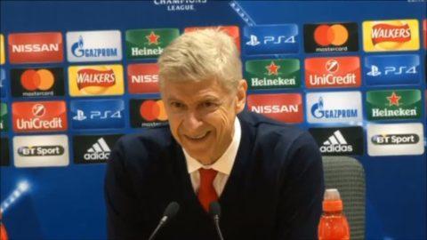 """Wenger om Englandsjobbet: """"Jag är smickrad"""""""