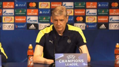 """Wenger: """"PSG är ett bra test för oss"""""""
