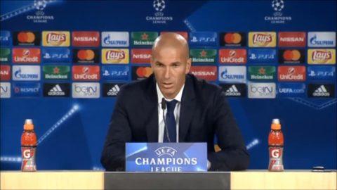 "Zidane om Morata: ""Han gjorde skillnad"""