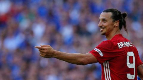 """Zlatan efter Rashfordhyllningen: """"Han behöver inte ta över världen idag"""""""