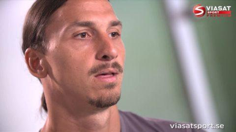 """Zlatan: """"Går inte bara att klappa händerna"""""""