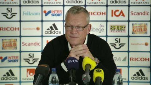 """Andersson: """"Frankrike blir en häftig utmaning"""""""