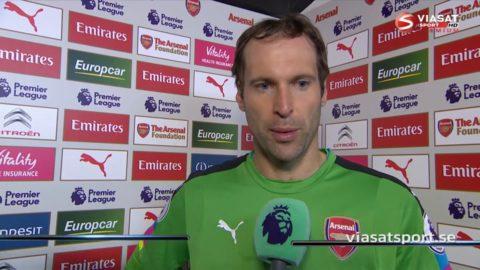 Arsenal illa ute mot Middlesbrough - då klev storspelande Cech fram