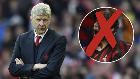 Arsenal missade supertalangen - gör succé i Serie A