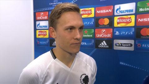 "Augustinsson: ""Vi är minst lika bra som Leicester"""