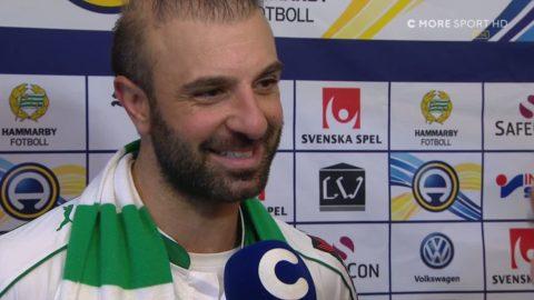"""Bakircioglu hyllar Romulo: """"Han har fått en riktig ketchupeffekt"""""""