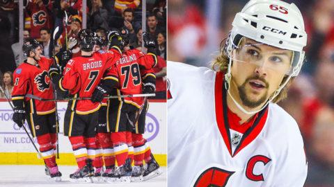 Bara ett powerplaymål för Karlsson ifjol –nu har han fått säsongens första