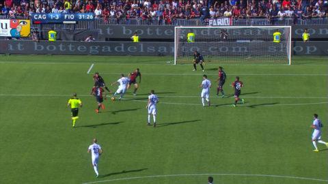 Bernardeschi smällkaramell gav Fiorentina segern i målkalaset