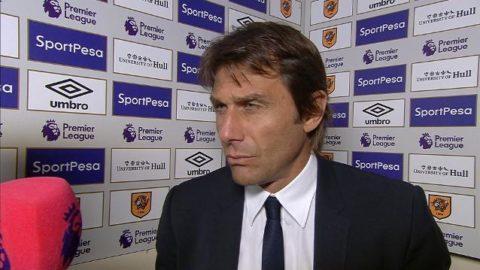 """Conte efter Chelseas brutna trend: """"Väldigt viktig seger"""""""