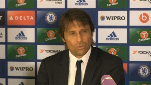 """Conte nöjd med nya spelsystemet: """"Jag är mycket glad"""""""