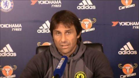 """Conte: """"Vi försöker reda ut det här"""""""