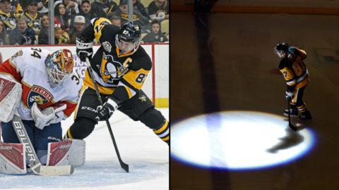 """Crosby tillbaka – målskytt direkt: """"Tacksamma"""""""