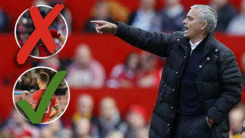 Daily Mail: Mourinho har tröttnat på United-stjärnan