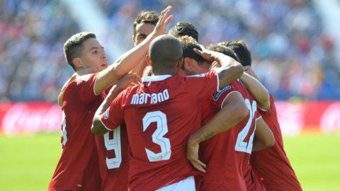 Drömmål skickade Sevilla upp i tabelltopp