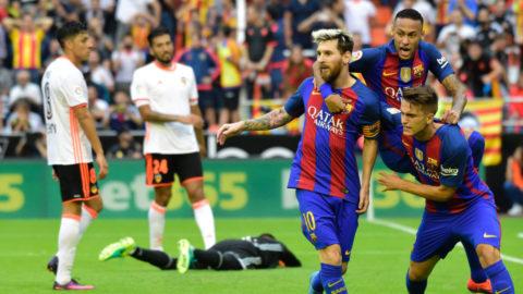 Dyrköpt seger för Barcelona