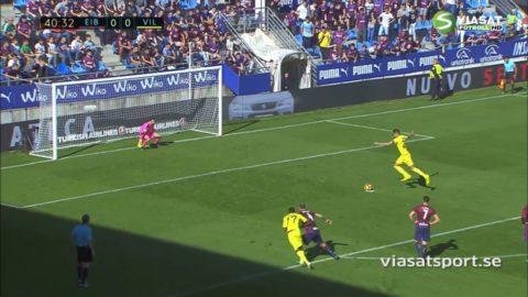 Eibar vände och vann - efter Sorianos luriga straffint