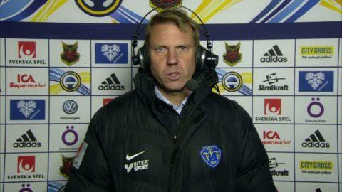 """FFF-tränaren: """"Vi får sikta in oss på nästa år istället"""""""