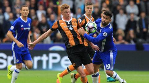 Fjärde förlusten på fem matcher för Hull