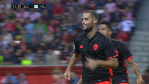Fördel Valencia i La Ligas bottenmatch