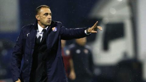 Förlust direkt för nye Dinamo-tränaren