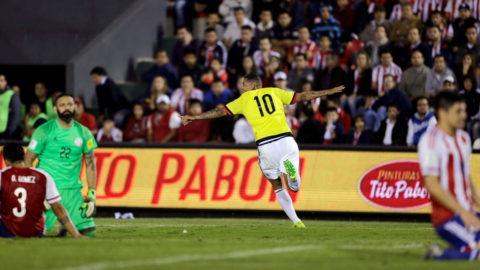 Frälste Colombia i 91:a minuten