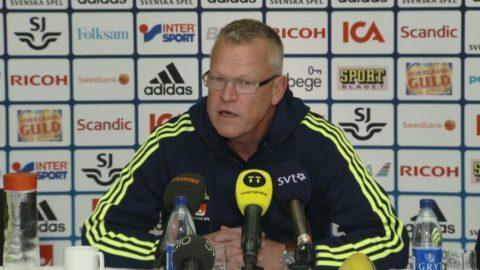 """Funderade på Isak i A-landslaget: """"Fladdrade förbi i tankarna"""""""