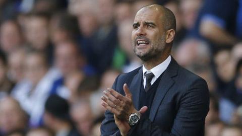 """Guardiola: """"Då är det hans beslut"""""""