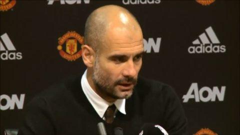 """Guardiola: """"Vi skapade inga chanser - men jag ångrar inget"""""""