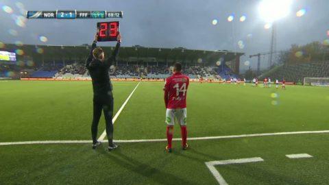Här blir Edi Sylisufaj första spelaren född på 2000-talet att spela i allsvenskan