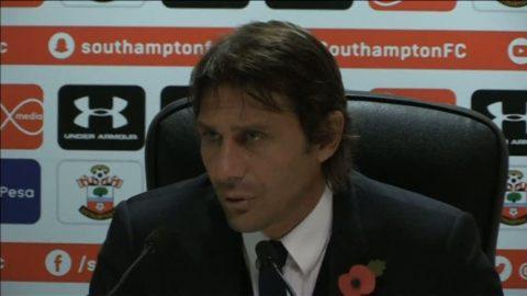 """Hazard hyllas av Conte: """"Hans engagemang fantastiskt"""""""