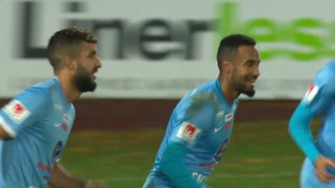 Höjdpunkter: AFC United tog viktig seger i toppstriden