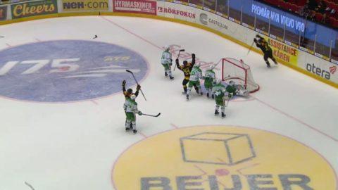 Höjdpunkter: Brynäs vände och vann mot Rögle