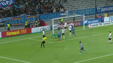 Höjdpunkter: Djurgården vann det målrika mötet med Örebro
