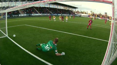 Höjdpunkter: Fortsatt blytungt för FFF efter Östersunds-krossen