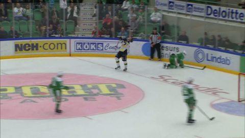 Höjdpunkter: HV71 bröt förlusttrend