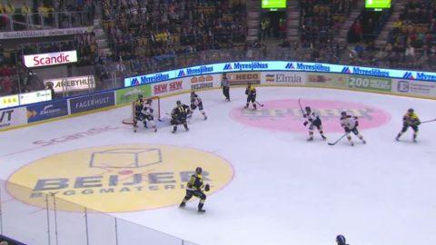 Höjdpunkter: HV71 ett nummer för stort för Djurgården