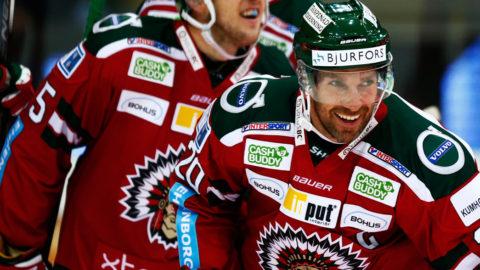 Höjdpunkter: Kapten Lundqvist visade vägen till seger för Frölunda mot Djurgården