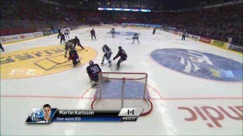 Höjdpunkter: Linköping tar andra raka segern - Leksand fick ett poäng
